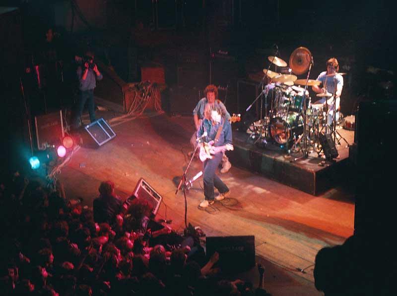 Rory at Ulster Hall 1984