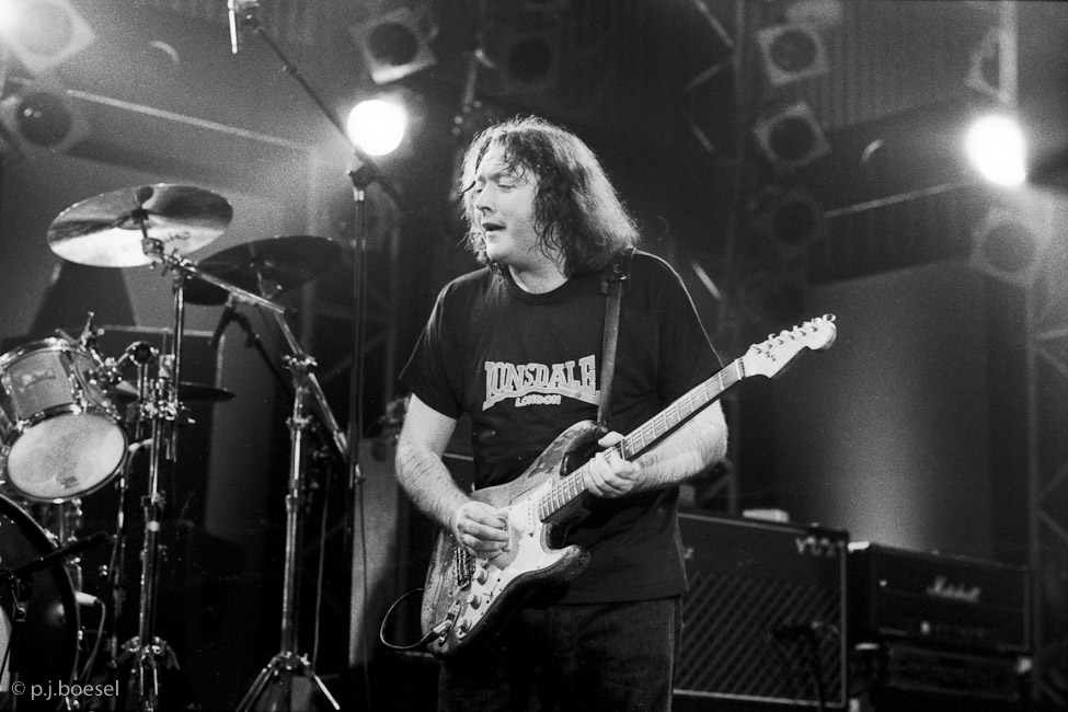 Rory Gallagher - Cologne, Germany - October 17, 1990 pic 3